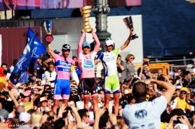 Winners - Giro 2012