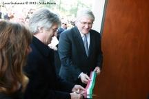 Inauguration Villa Russiz