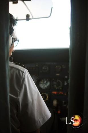 That's difficult - Lukla landing
