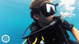 PADI scuba open water