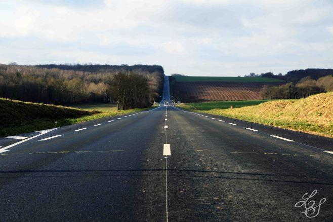 Road is long