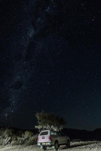 Stars with Bakkie